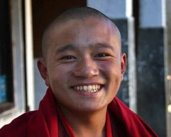 Optimistic in Bhutan