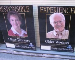 Older workers: great job performance