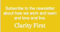 click to sign up for Clarity First newsletter